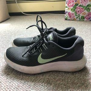gently used nike sneakers!